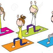 Kondiční cvičení pro ženy každé úterý v měsíci