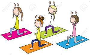 Kondiční cvičení pro ženy @ Restaurace SPARK