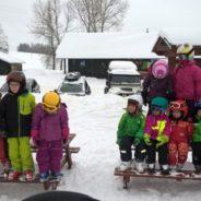 Kurz lyžování (NEJEN) PRO DĚTI – RODIČE S DĚTMI – LEDEN 2019