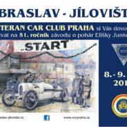 Veteran Car Club Praha vás zve na 51. ročník závodu o pohár Elišky Junkové