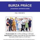 Úřad práce – Burza práce dne 26. 4. 2019