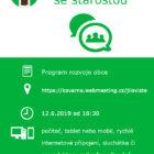 Online setkání se starostou Jíloviště