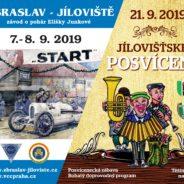 52. ročník jízdy do vrchu Zbraslav-Jíloviště 7.- 8. 9. 2019!